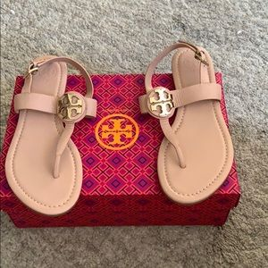 Tory Burch Sandals wore once